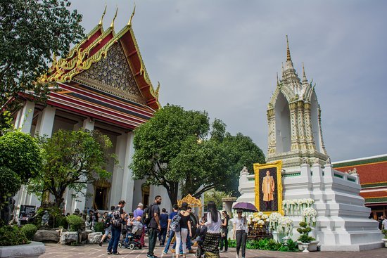 Wat Pho - Picture of Temple of the Reclining Buddha (Wat ...
