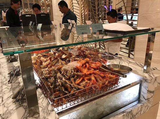 nye seafood buffet picture of crown metropol perth burswood rh tripadvisor co za