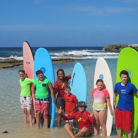 Curacao Surf and Sunchild Watersports