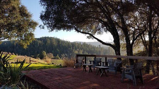Philo, CA: Indian Creek Inn