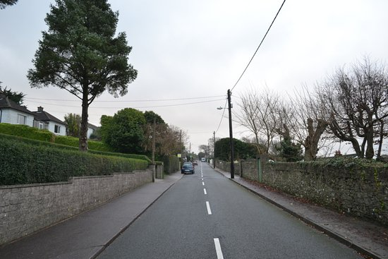 Robin Hill Guesthouse: Quite streets