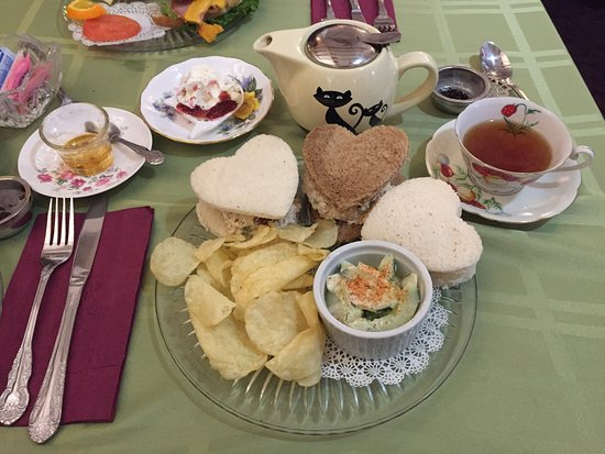 Miss Molly S Tea Room Medina Menu Prices Amp Restaurant