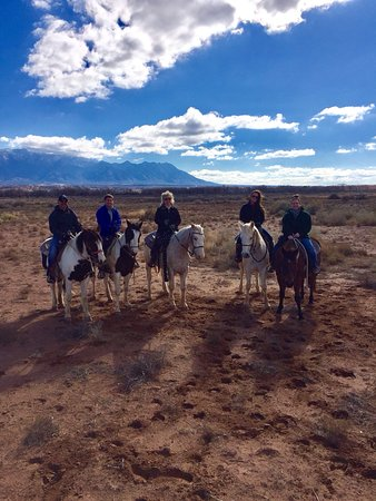 Santa Ana Pueblo, Nuevo Mexico: Highlight of our trip. Views of the Mountains and Rio Grande