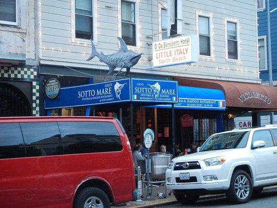 Sotto Mare Oysteria & Seafood Φωτογραφία
