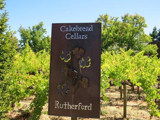 รัทเธอร์ฟอร์ด, แคลิฟอร์เนีย: Parada obligatoria para el mejor wine tasting del día.