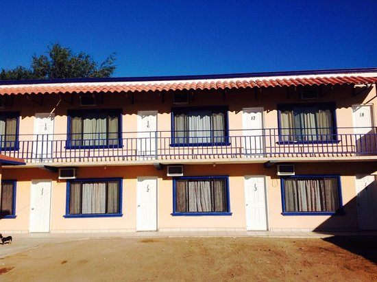 Baja Oasis Motel