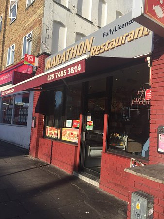 Image Marathons Kebab in London