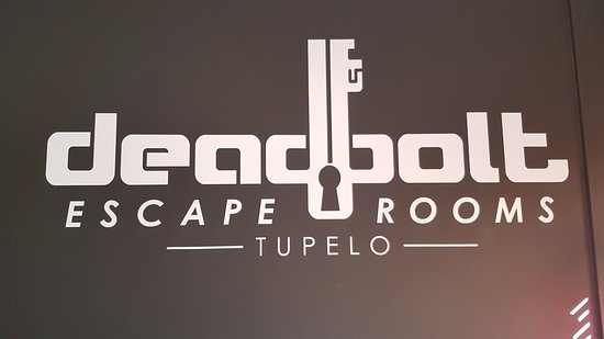 Deadbolt Escape Rooms-Tupelo's First Escape Room Experience