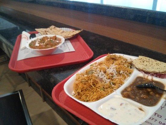 kailash parbat chennai 142 phoenix market city food court 3rd rh tripadvisor in