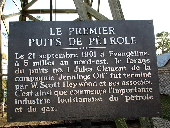 Jennings, LA: Info about Louisiana's first oil derrick