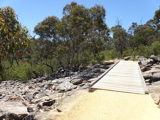 Grampians, Australia: Walking track