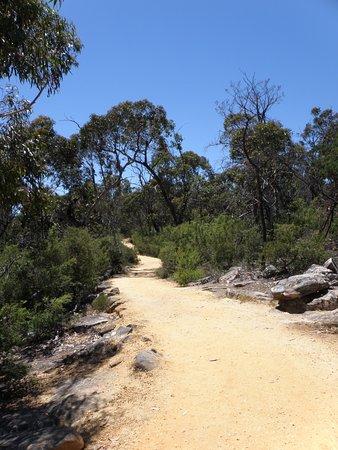 Grampians, Austrália: Walking track