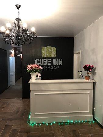 Cube Inn Capsule Hotel