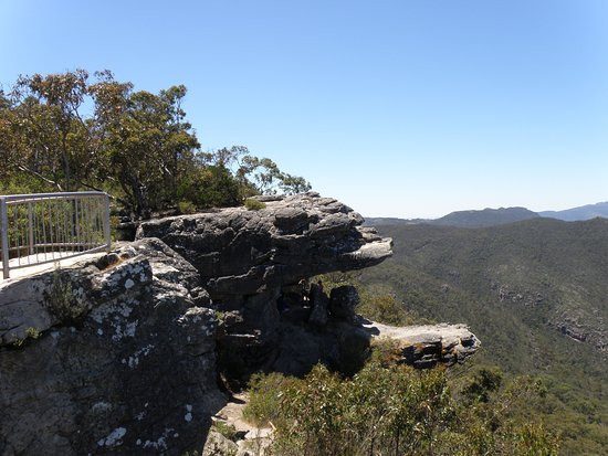 Grampians, Austrália: The Balconies