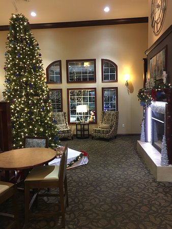 Spokane Valley, Waszyngton: Hotel Lobby