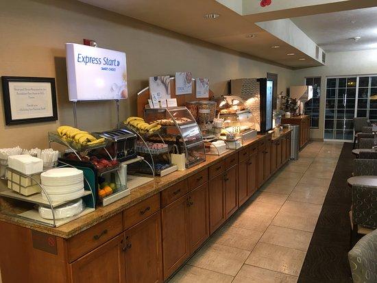 Spokane Valley, Waszyngton: Huge food selection!