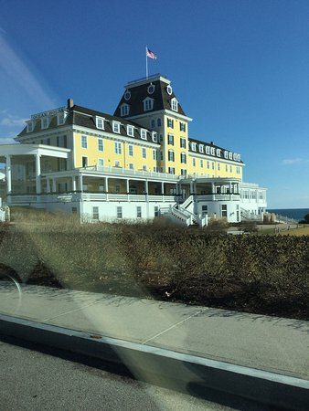 Watch Hill, RI: A beautiful stop at the Ocean House