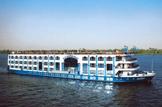 Crucero de 4 días por el Nilo desde...