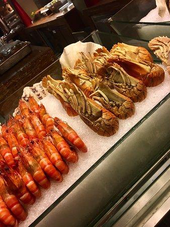 great saturday night international buffet spread picture of cafe rh tripadvisor com
