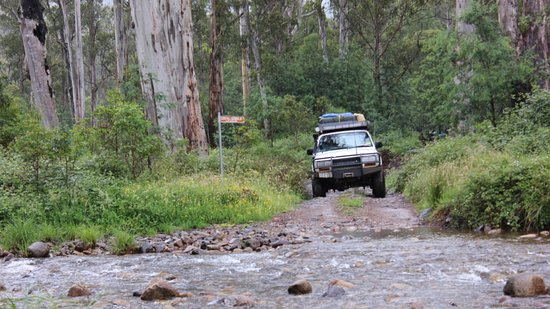 Greater Melbourne, أستراليا: Another river crossing