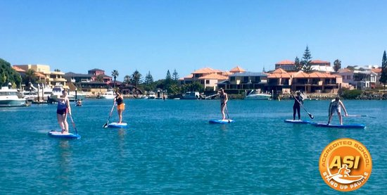 Stand Up Paddle Perth