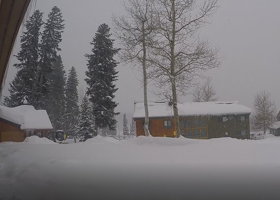 Alta, WY: View from room