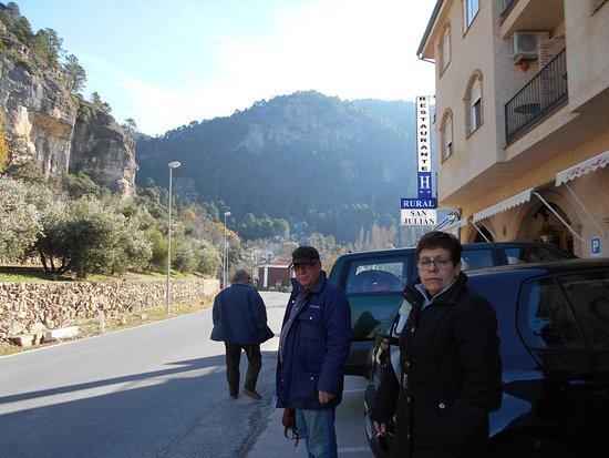Burunchel, Spain: Restaurante hotel rural San Julían