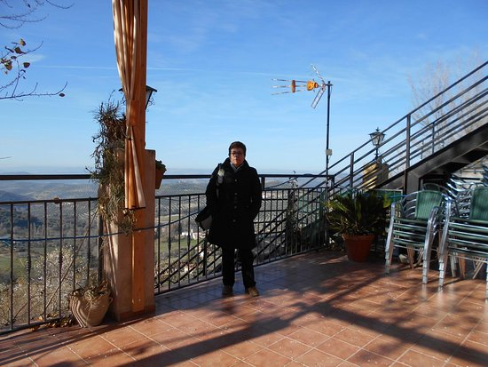 Burunchel, España: Restaurante hotel rural San Julían