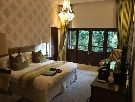 Coco De Mer: Lovely spacious rooms
