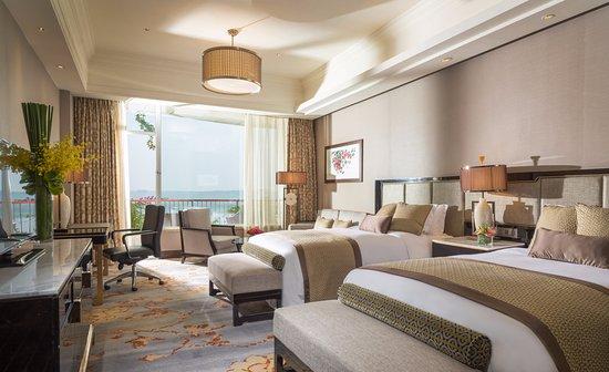 Jianyang, Chiny: Deluxe Lake View Room