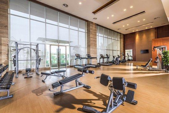 Jianyang, Chiny: Fitness Center