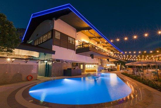 Ola Beach Club, Sentosa Island - Sentosa Island - Menu, Prices ...