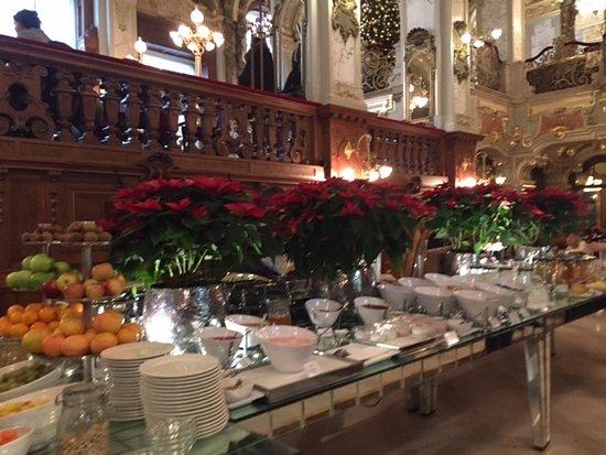 cafe new york breakfast buffet in boscolo hotel in budapest hungary rh tripadvisor co uk buffet in new york las vegas buffet restaurant in new york