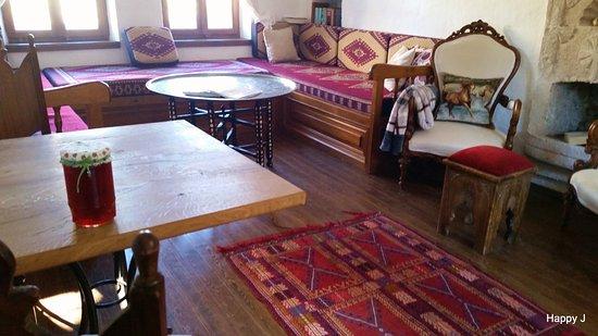 Lamihan Hotel Cappadocia: Comfy living room of Lamihan
