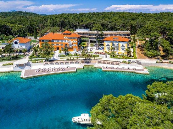 Boutique hotel alhambra villa augusta updated 2017 for Boutique hotel croatie