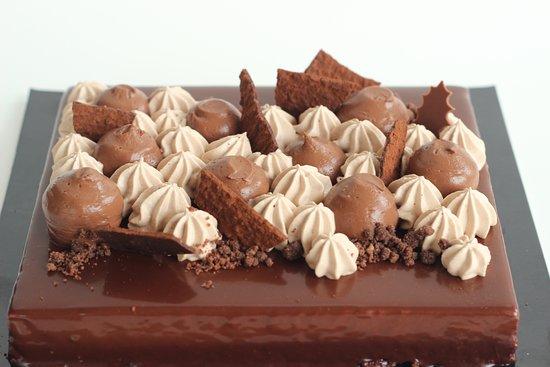 Mi Cielo Patisserie : gourmandise tout chocolat