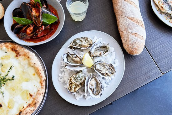 Seafood Restaurants In St Kilda Victoria