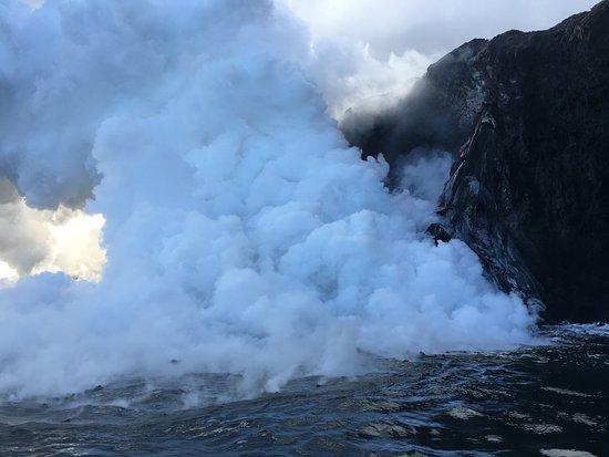 Pahoa, Hawái: Hawaiian Lava Boat