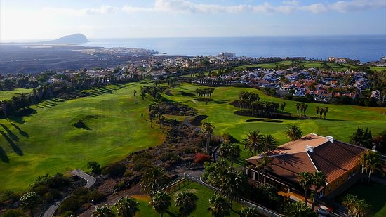 VISTA CAMPO LINKS, GOLF DEL SUR- TENERIFE