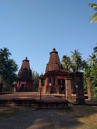 Diveagar, Indien: Temple complex