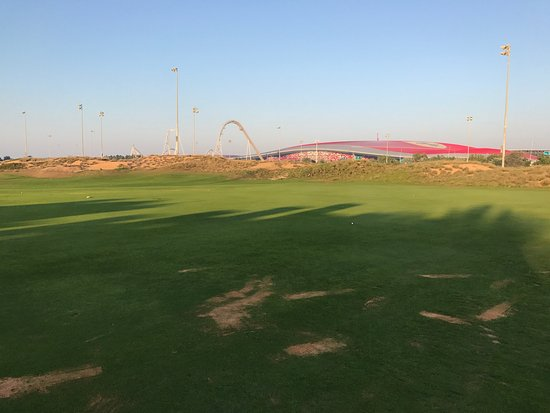 Yas Links Abu Dhabi: photo0.jpg