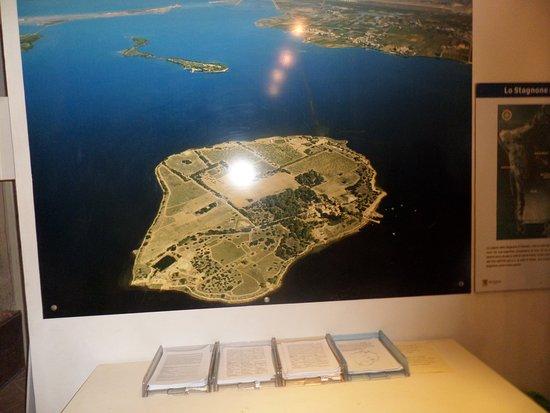 Isola di Mozia (Mothia)/ San Pantaleo: Foto dell'isola di Mothia