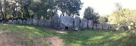 Calangianus, Italia: Tomba dei Giganti Pascaredda (panoramica)