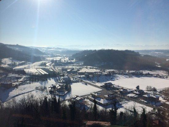 Monchiero, إيطاليا: Un posto magico