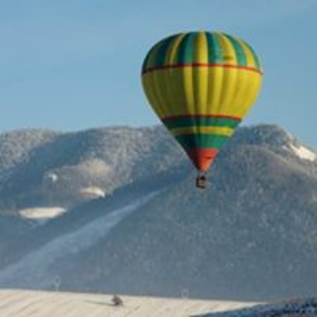 Lety teplovzdušnými balónmi