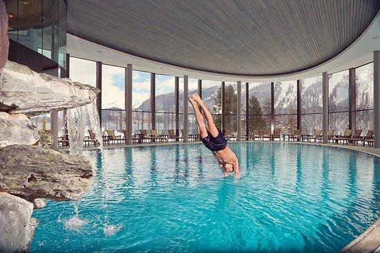 Indoor Pool - Palace Wellness
