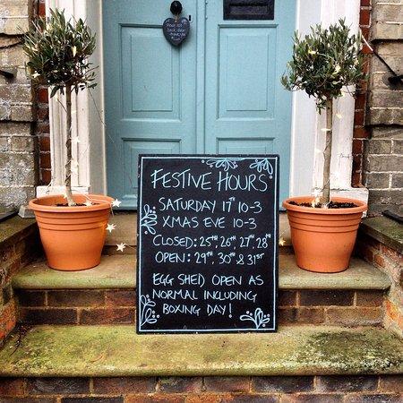Wymondham, UK: The Hen House