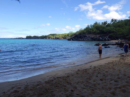 Waialea Beach: ビーチ