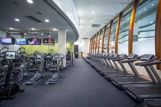 Nuffield Health And Fitness Gym Picture Of The Printworks Manchester Tripadvisor