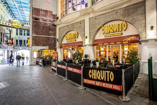 The Printworks: Chiquito
